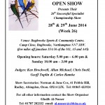 Specialist & Rare Variety Open Show 2014