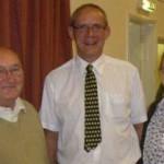 Neil Forbes Avian Vet at Northdowns BS - Tony Cash UK