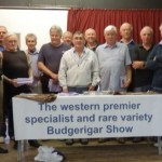 The 14th Western Premier Specialist & Rare Variety Budgerigar Show by Malcolm Freemantle